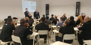 День открытых дверей Renful Premier Technologies в Буэнос-Айресe, Аргентина для представителей полиции